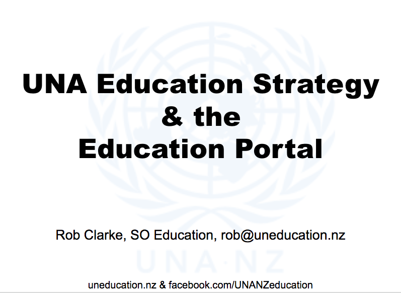 About the UN Education Portal