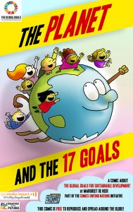 The Planet & the 17 Goals