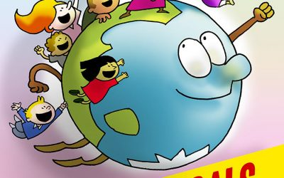 Comic – The Planet and the 17 Goals